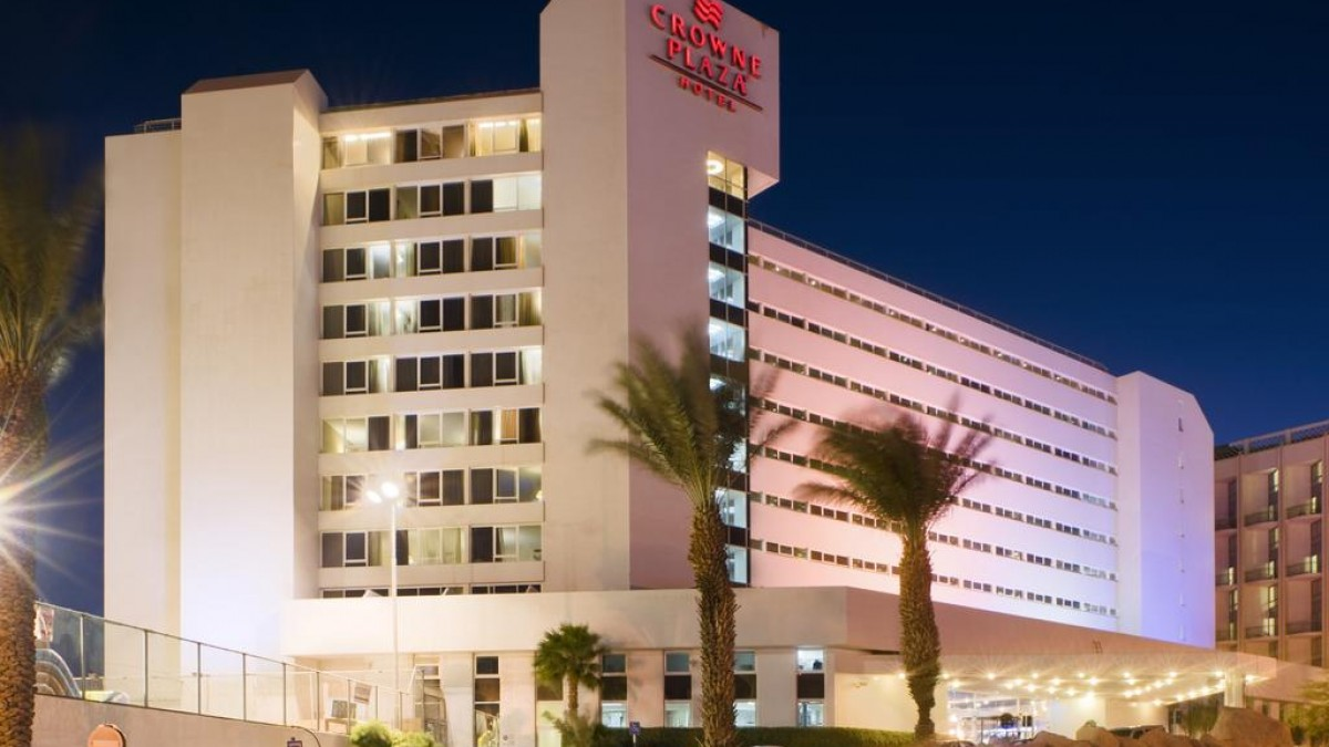 Crowne Plaza Eilat 5*