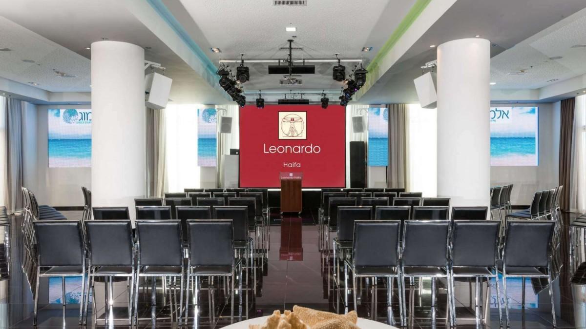 Leonardo Plaza Haifa 5*